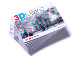 3DMilano bookpile